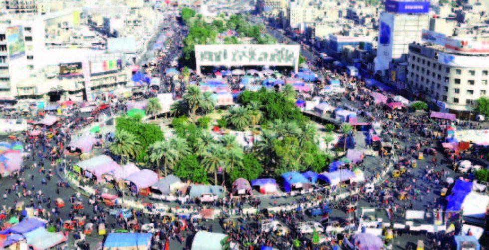 الإفراج عن معتقلي التظاهرات .. ومسيحيو العراق  يلغون احتفالات رأس السنة