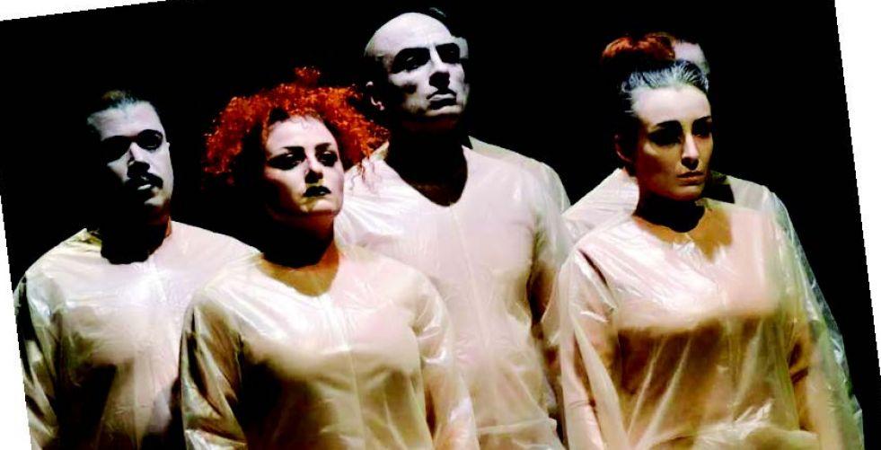 العراق في مهرجان «المسرح العربي»