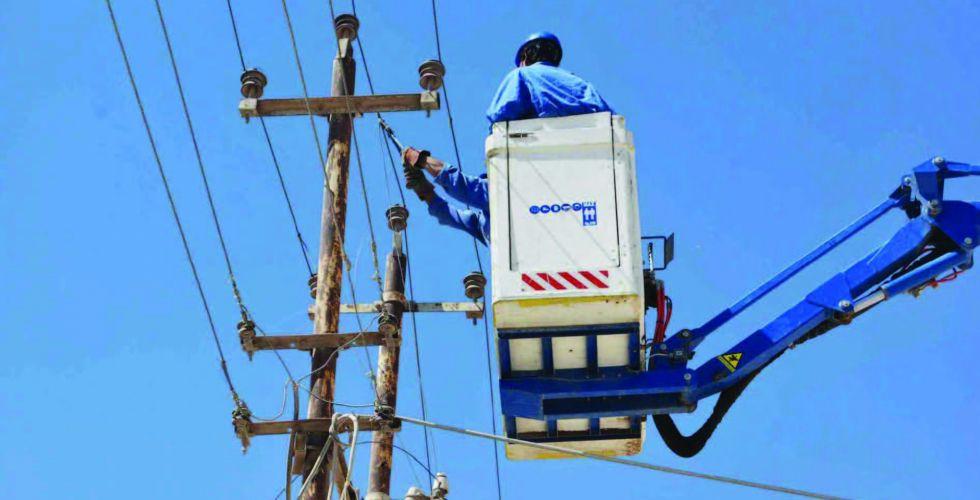 تنفيذ 8 مشاريع بقطاع الكهرباء في النجف