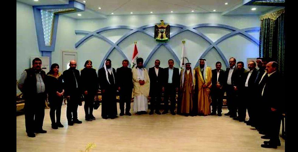 محافظ نينوى: تخصيص نسبة كبيرة من الميزانية لإعمار سنجار
