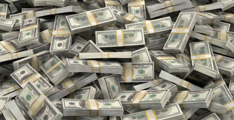 البنك المركزي يطمئن المواطنين بشأن احتياطي الدولار