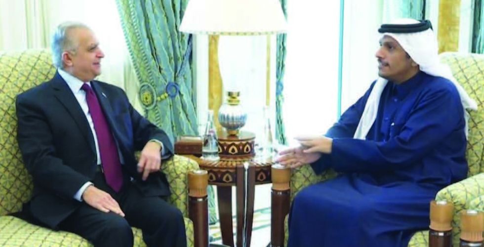 وزير خارجية قطر سيزور العراق