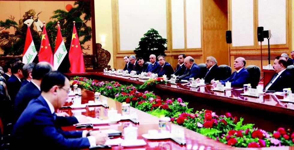 ترقب وطني لتنفيذ خطوات الاتفاقية مع الصين