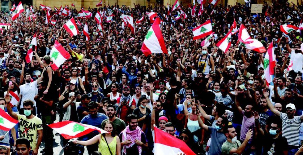 اللبنانيون ينتظرون {الدخان الحكومي الأبيض}