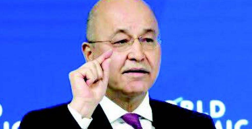 صالح: تحقيق الاستقرار خطوة حاسمة للقضاء على التطرف