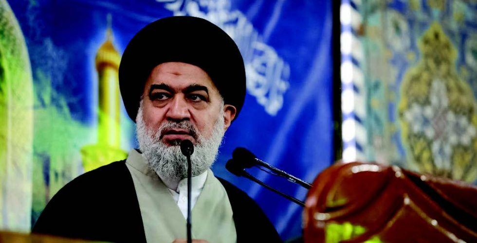 المرجعية العليا تؤكد ضرورة احترام سيادة العراق ووحدته
