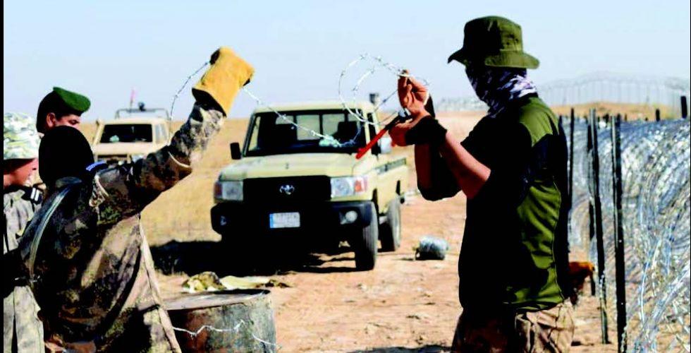 الأمن النيابية لـ {الصباح}: قواتنا قادرة على تأمين الحدود