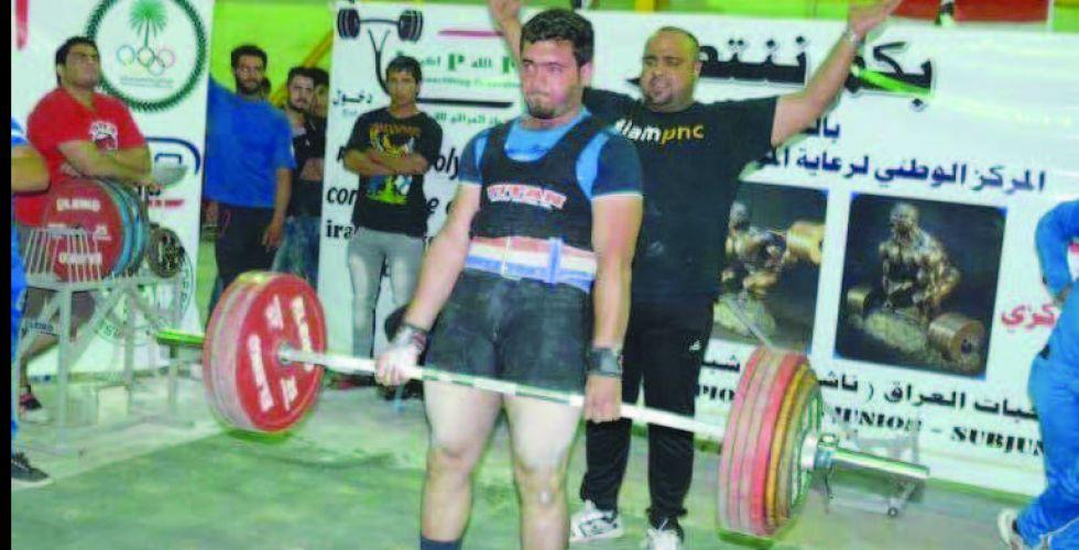 تحديد موعد انطلاق مسابقة بغداد بالقوة البدنية