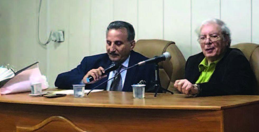 «الإذاعيين والتلفزيونيين» يحتفي بفيصل الياسري