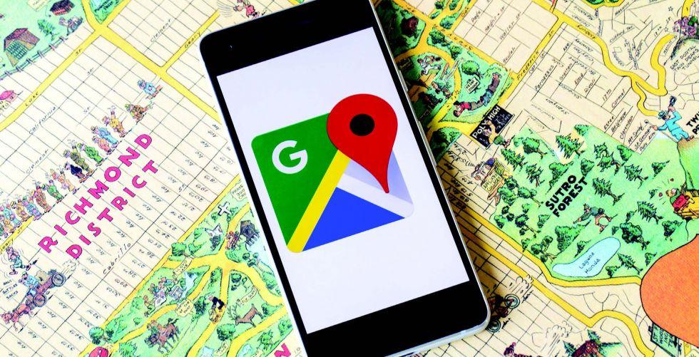 خرائط {غوغل} بحلة جديدة في عيد ميلادها الـ15