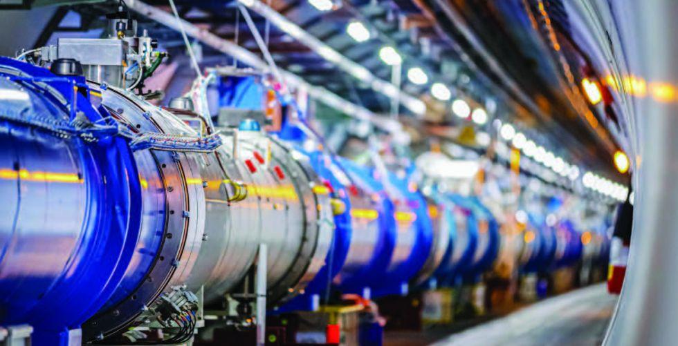 أسرار الكون تتكشف مع أكبر مسرّع للجسيمات