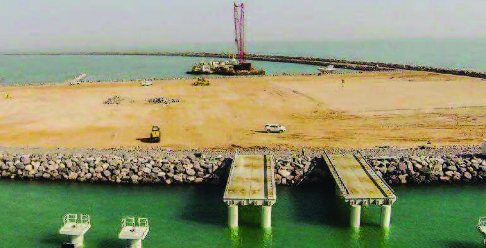 Planning: The Grand Fao port will be completed in 3 years Alsabaah-30695