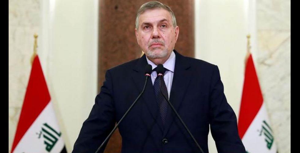 نص كلمة رئيس مجلس الوزراء المكلف الموجهة الى الشعب العراقي