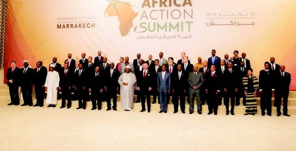 سبعة ملفات اقتصادية أمام القمة العربية الافريقية 2020