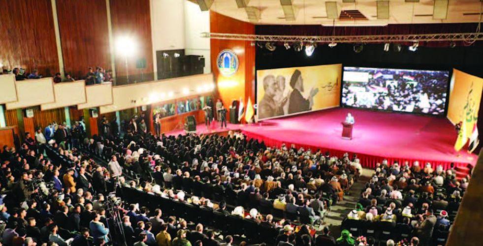 حفل تأبيني بمناسبة ذكرى استشهاد السيد الحكيم وأربعينية القادة الشهداء