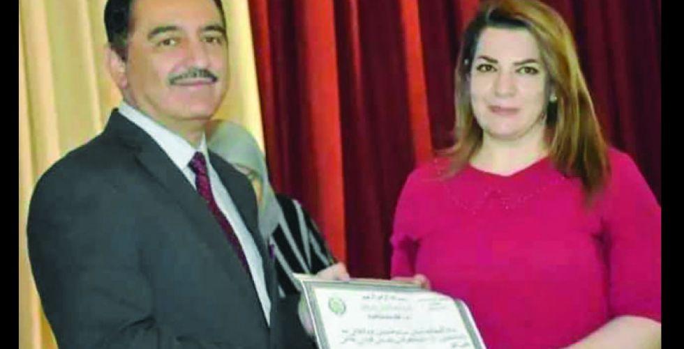 الدكتورة اطلال سالم القس ..  أفكار وورش ومشاريع لاستدامة الحياة