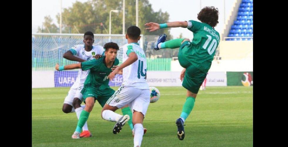 ليوثنا يتأهلون  إلى ثمن نهائي  كأس العرب