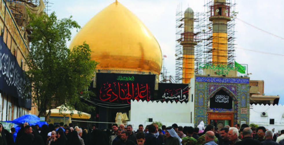 سامراء تستعد لإحياء ذكرى استشهاد الإمام علي الهادي (ع)