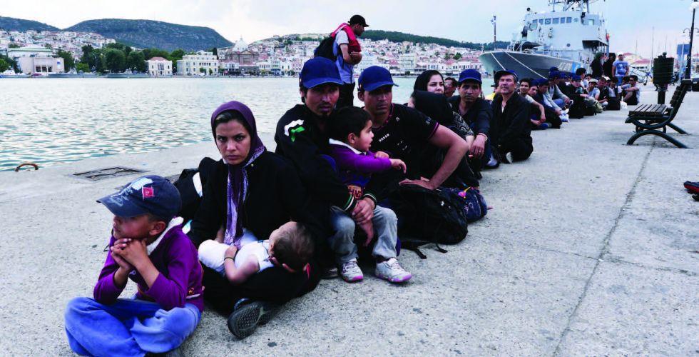 اليونان: سنعيد المهاجرين غير الشرعيين