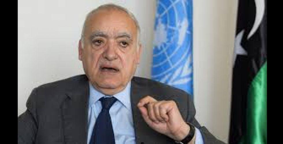 استقالة المبعوث الأممي الى ليبيا