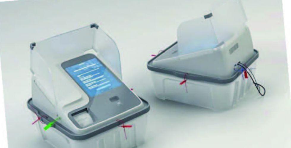 {بوليز} يقدّم أول جهاز آمن للتصويت الإلكتروني