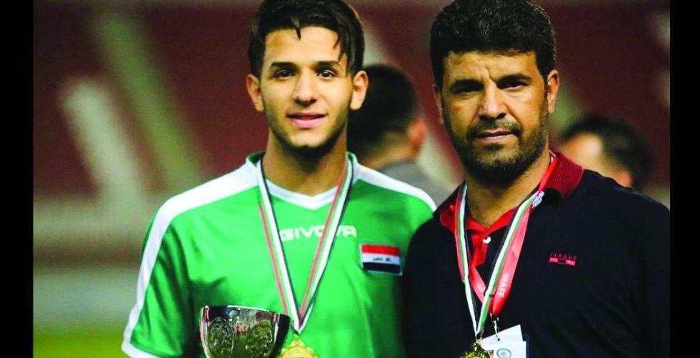 حسين اللاوندي سأتواجد أينما يكون راضي شنيشل