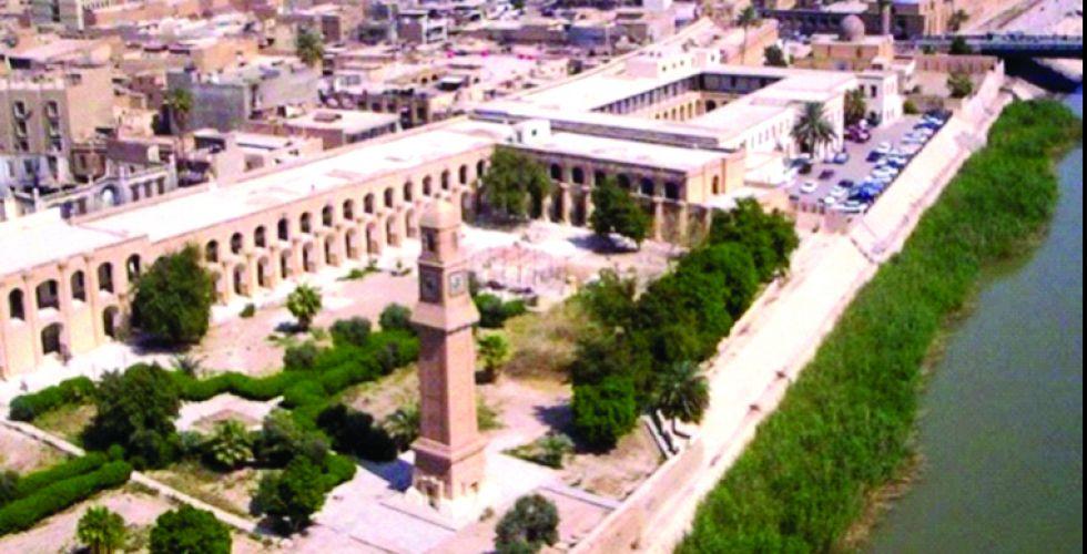 بغداد في شكلها السردي