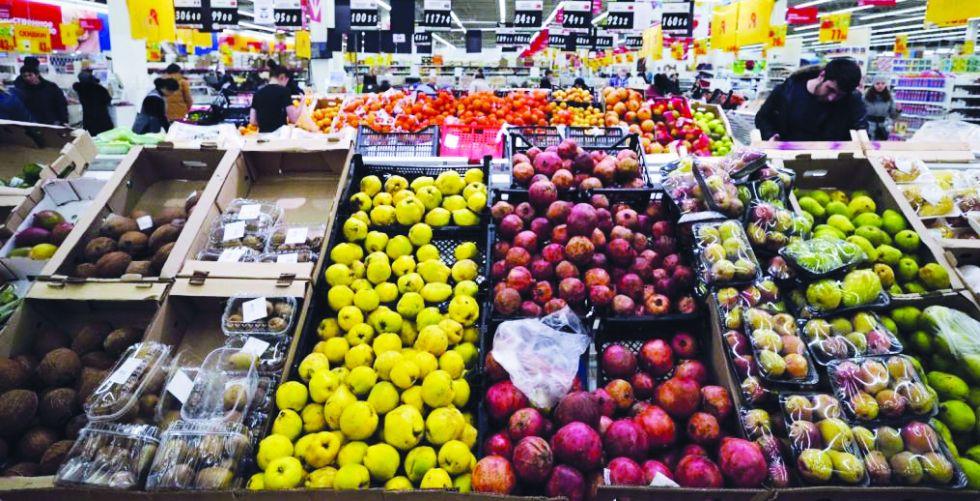 الزراعة تعلن خطتها لتحقيق الاكتفاء الذاتي من الفواكه