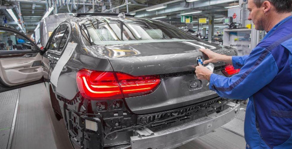 تراجع مبيعات السيارات في الاتحاد الاوروبي  الى أكثر من النصف