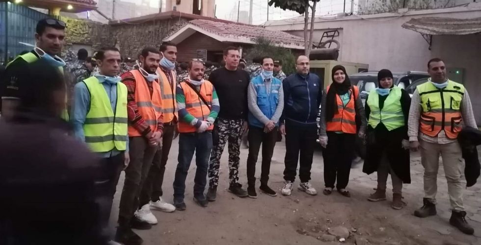 نشطاء يتطوعون الكترونياً لمحاربة {كورونا}