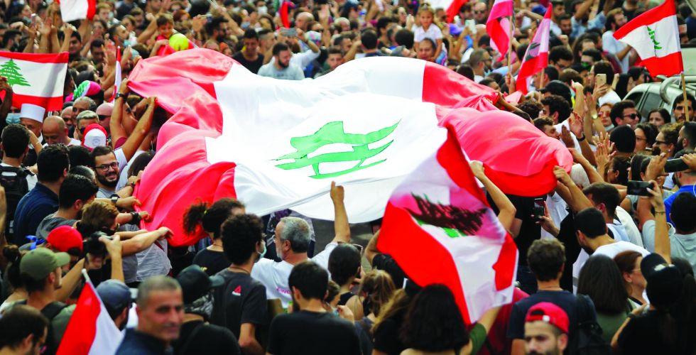 الرئيس اللبناني: لن نسمح بانفلات الأوضاع الأمنية