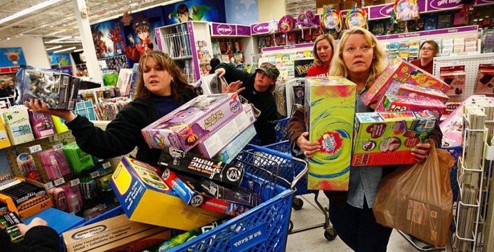 تراجع أسعار المستهلك  في الولايات المتحدة