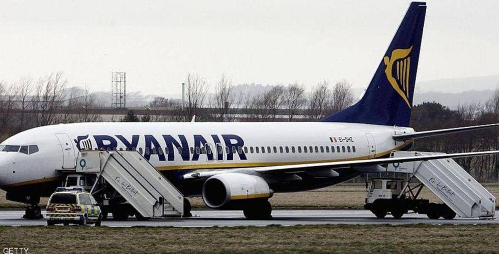 ريان إير تستعد لاستئناف رحلاتها الجوية الى 80 وجهة