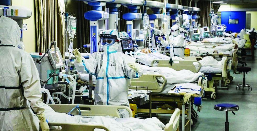 ارتفاع جديد لمعدل الإصابات بكورونا في العالم