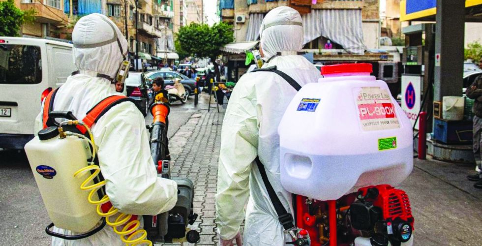 الصحة العالمية تحذر من تعقيم الشوارع بالمطهرات