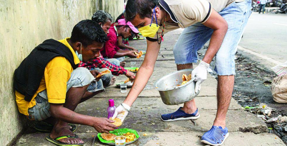 المجتمعات تعاني أزمة غذاء عالمية