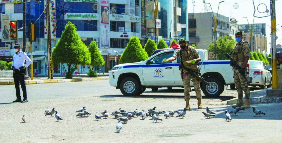 وزير الصحة لـ {    الصباح   }: سنسيطر على كورونا في بؤر بغداد