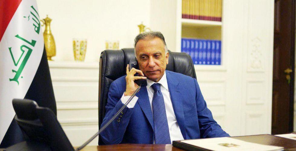 الكاظمي يبحث مع بوتين هاتفياً تطوير العلاقات والأوضاع الاقتصادية