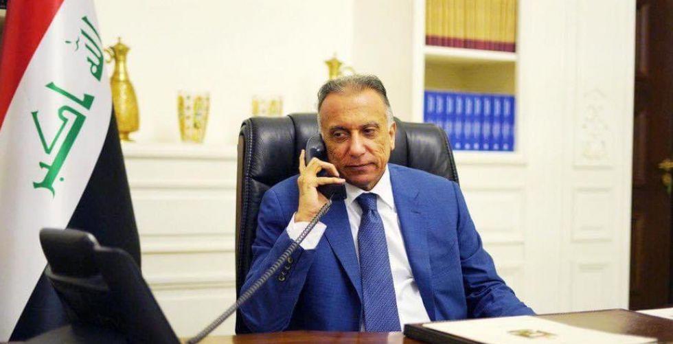رئيس الوزراء يتلقى اتصالاً هاتفياً من الأمين العام للأمم المتحدة