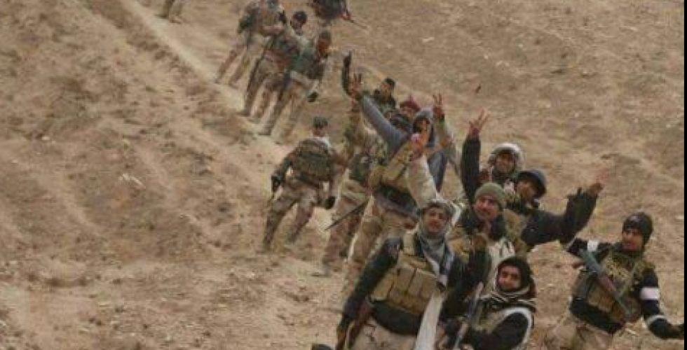 الحشد ينفذ عملية عسكرية في حمرين