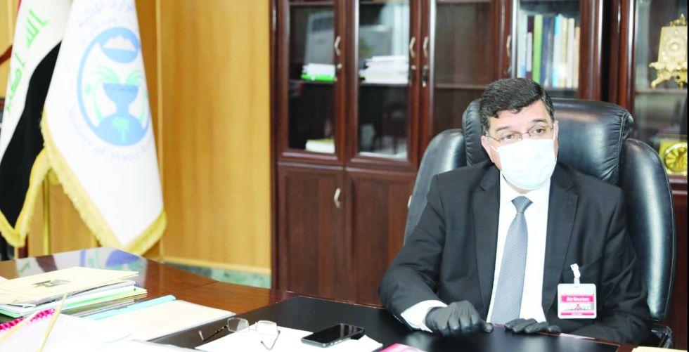 وزير الموارد لـ {  الصباح   »: نحرص على الاتفاق مع أنقرة بشأن «أليسو»