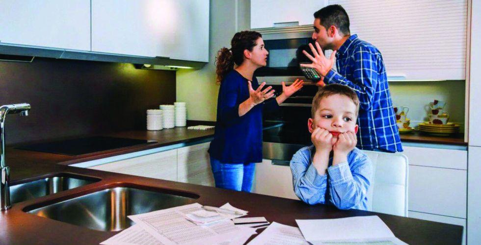 المشكلات الأسريَّة تعرض الأطفال لأمراضٍ مزمنة