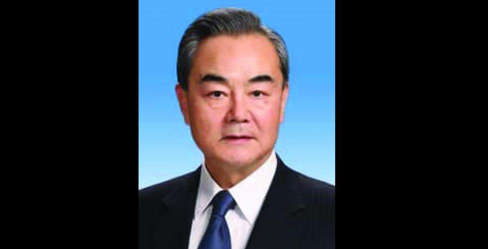 تعزيز التعاون في مكافحة الجائحة وإقامة المجتمع الصيني العربي للمستقبل المشترك