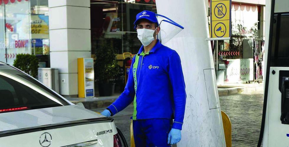 العاملون في البيع بالتجزئة بالدول العربية الأكثر عرضة للخطر
