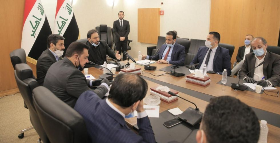 الكعبي يشدد على دعم واستقلالية عمل شبكة الإعلام العراقي