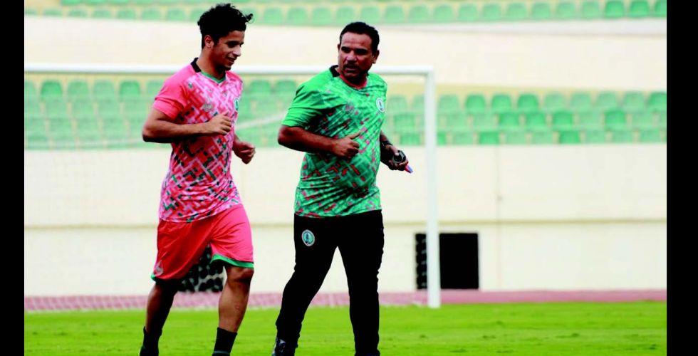 اليمني محمدوه: افتخر بتواجدي  في الدوري العراقي