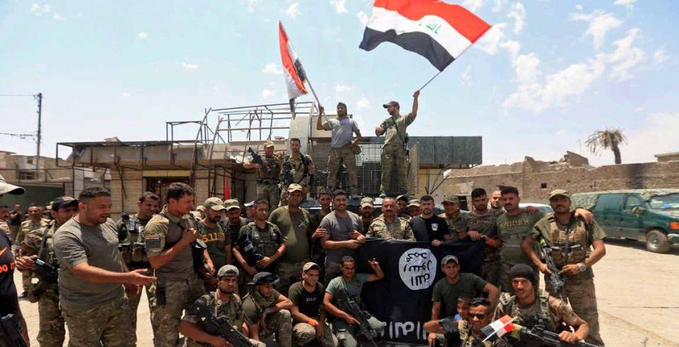 العراقيون يستذكرون بفخر تحرير الموصل ودحر إرهابيي {داعش»