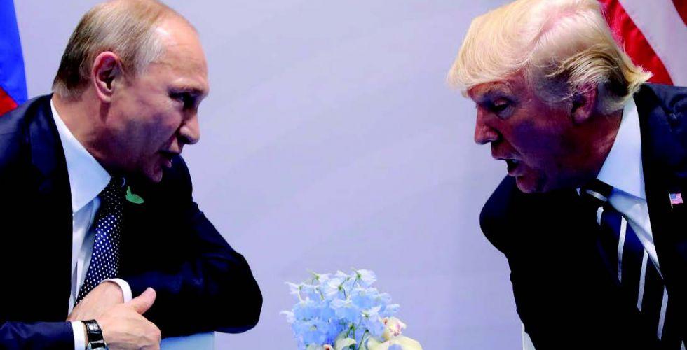 ترامب يتبنى مسؤولية هجوم سيبراني ضد روسيا