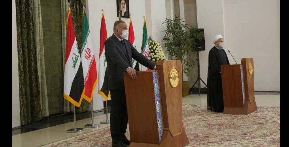 IRANIAN FOREIGN MINISTER VISITS BAGHDAD SUNDAY Alsabaah-40101