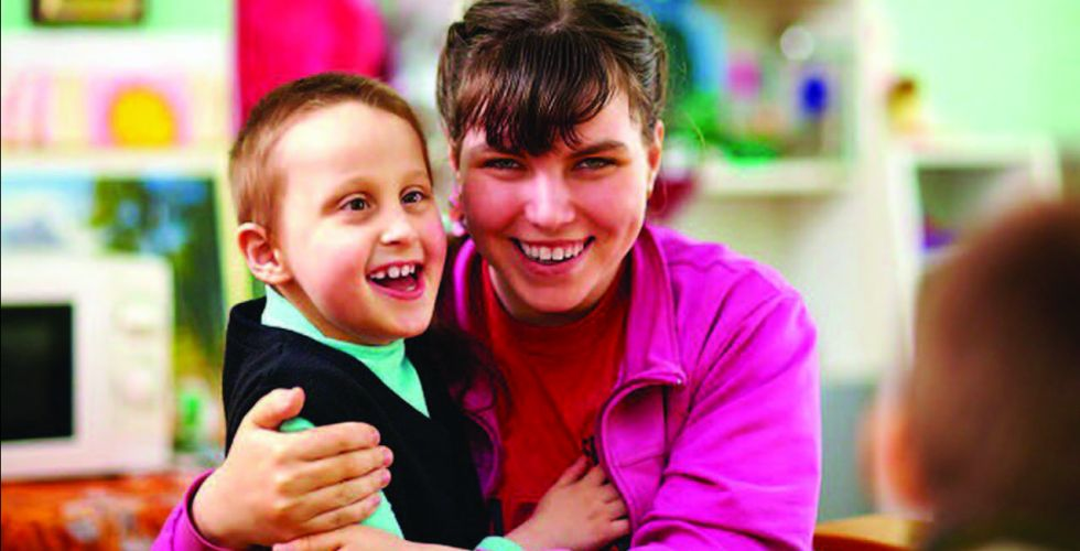 أمهات ذوي الاحتياجات الخاصة و مواجهة التحديات
